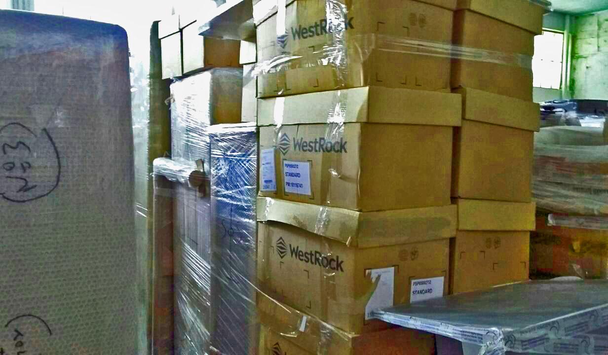Οικονομικές αποθηκεύσεις εμπορευμάτων και λοιπών αντικειμένων